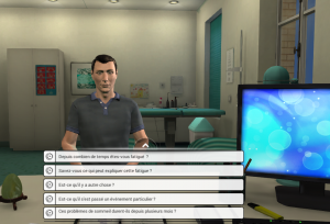 CAS CLINIQUE SIMFORHEALTH